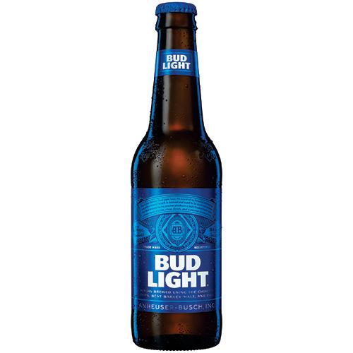 Bud Light Bottle Beer