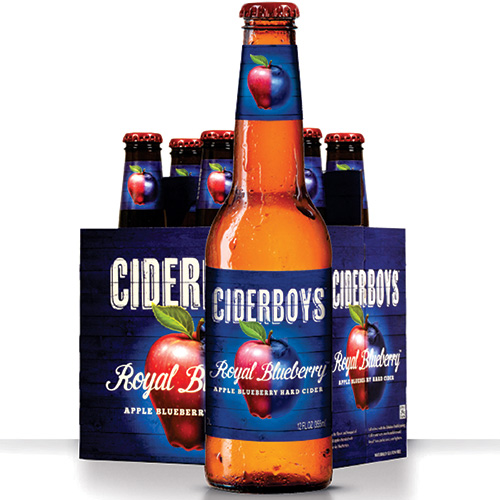 Ciderboys Blueberry Cider