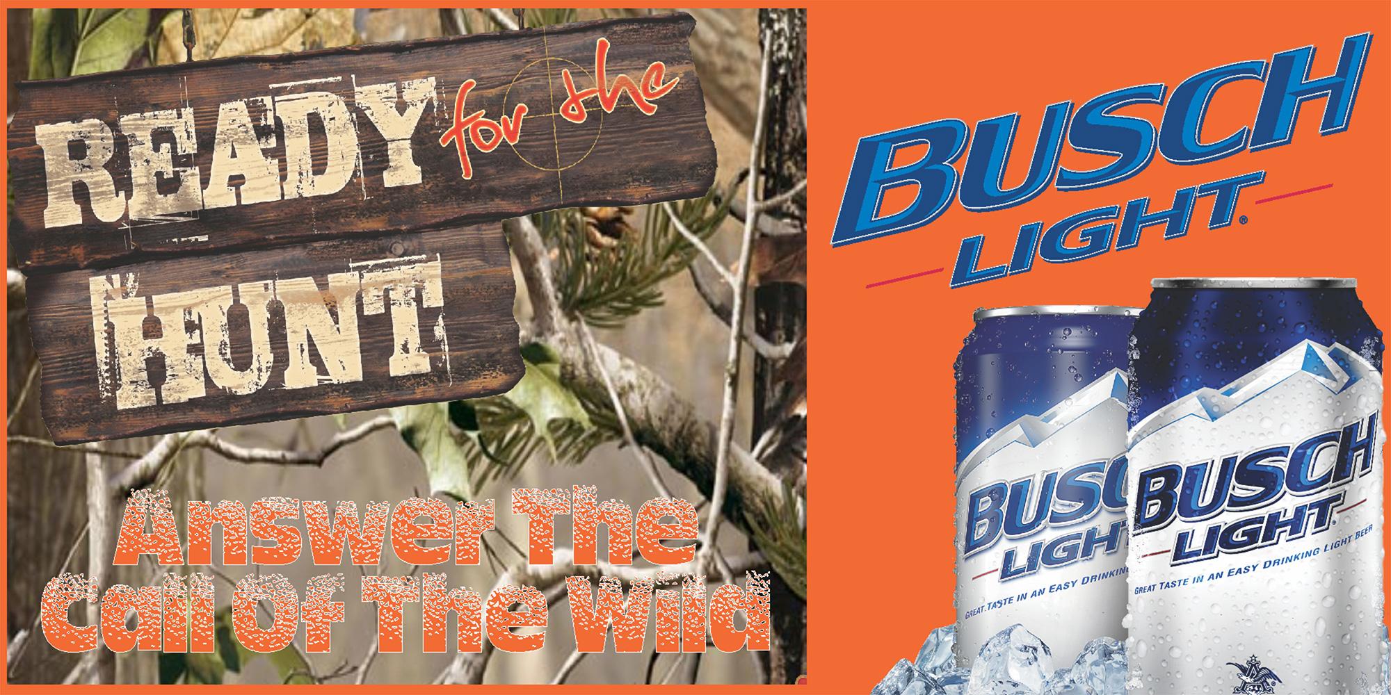 busch-lite-beer-hunting