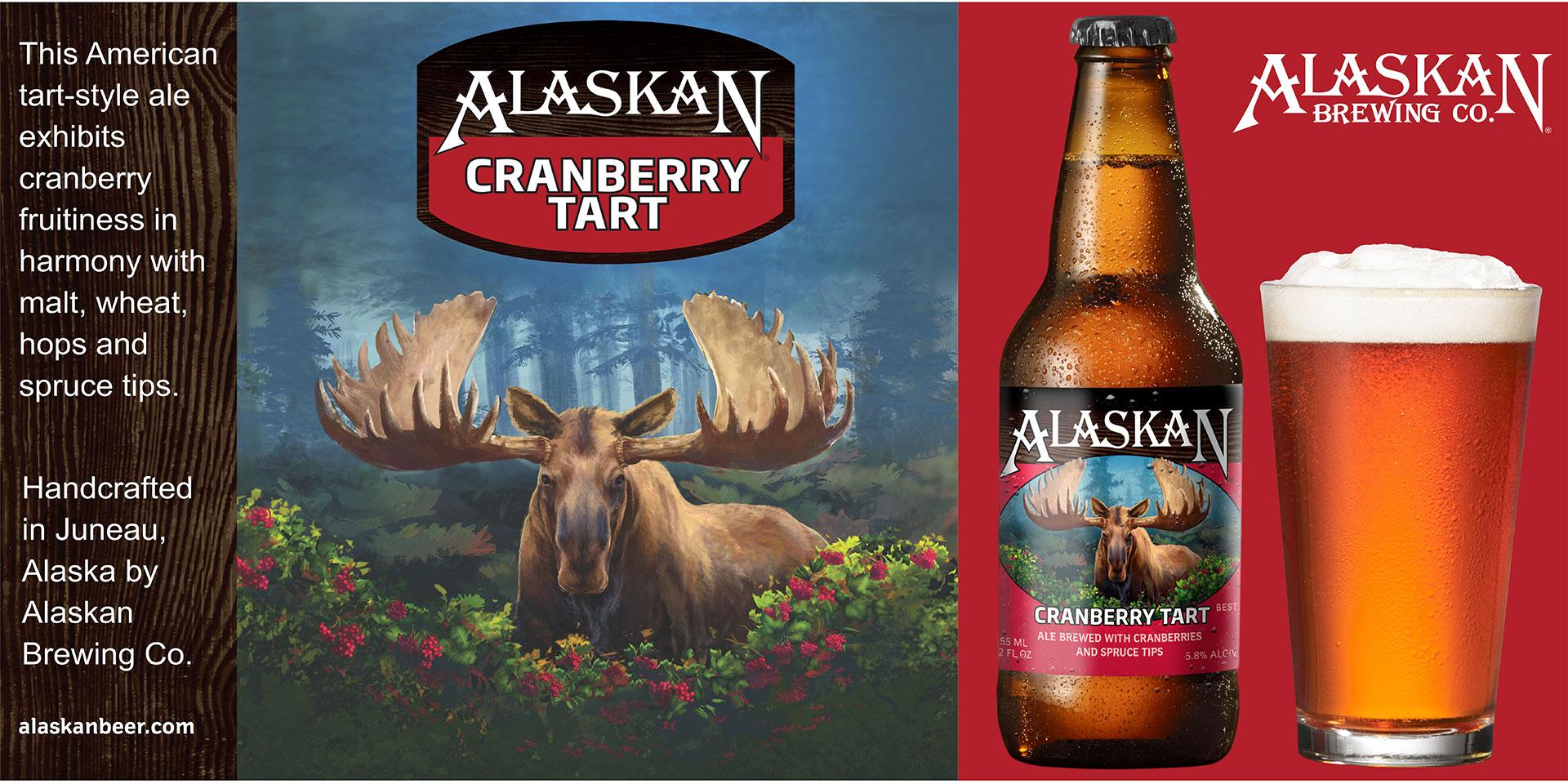 AlaskanCranberryTart
