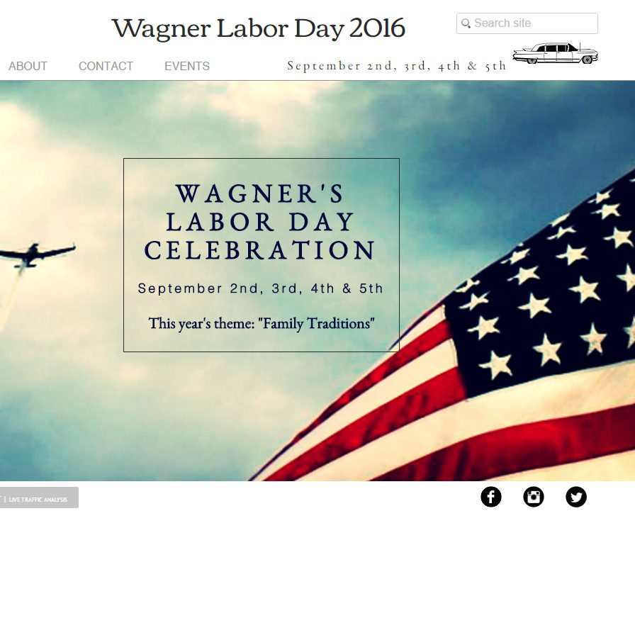 Wagner Labor Day 2016