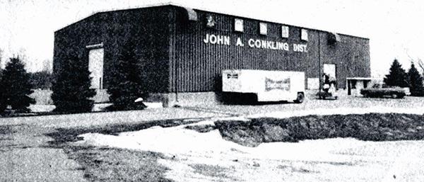 Conkling historic distribution building