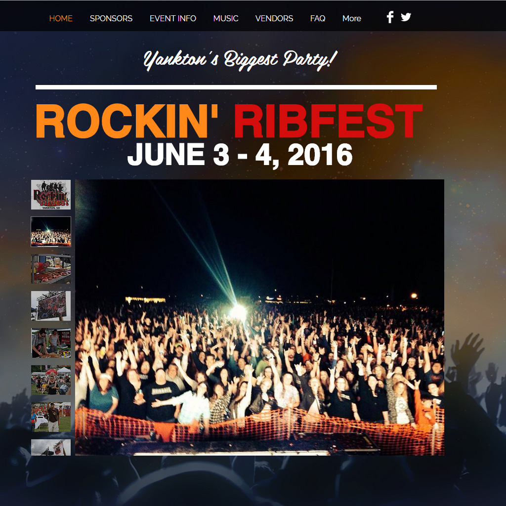Rockin Ribfest 2016